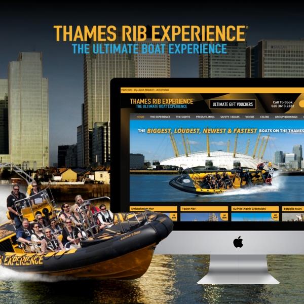 Client Spotlight: Thames Rib Experience (London)